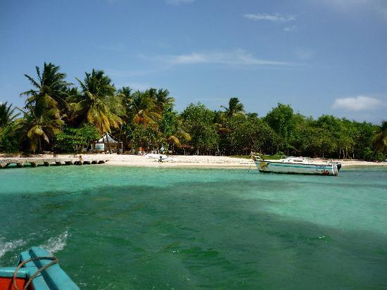 Eden Vanilla: Visite a L'ilet Gosier, Merveilleux petit paradis. tres calme et intime!