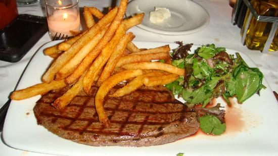 Les Halles: Steak and Frites Special $19.50