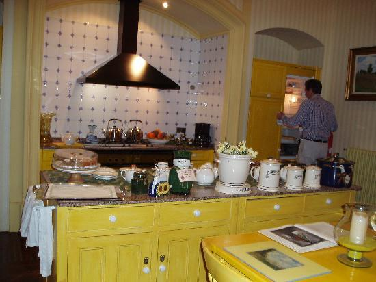Hotel Palacio Ca Sa Galesa: The Monet Kitchen