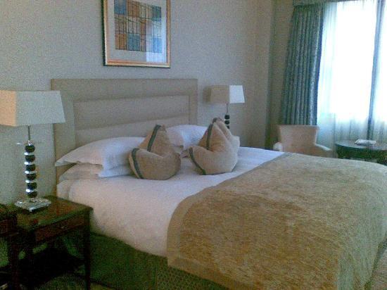 โรงแรมเวสต์บิวรี เมย์แฟร์: room 317, glorious 20m2!!