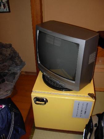 โรงแรมเอโดะยะ: frigo e tv sporchi
