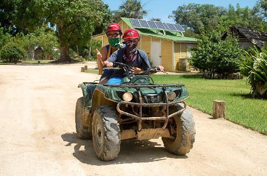 Luxury Bahia Principe Ambar: ATV