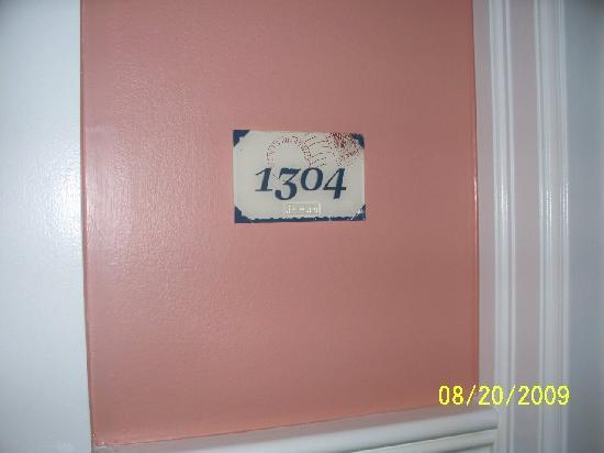 Disney's BoardWalk Inn: 1st Floor 1304