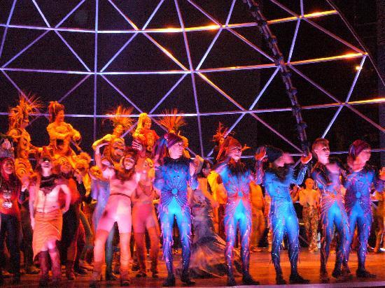 Hotel Le Priori: Free Cirque Du Soleil Show