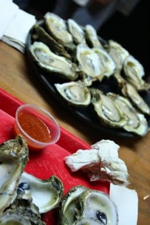 Hunt's Oyster Bar & Seafood Restaurant: Delicious Oysters
