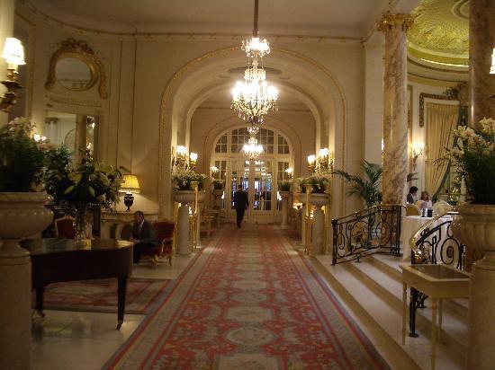 เดอะริทซ์ ลอนดอน: The Ritz--lavish and charming