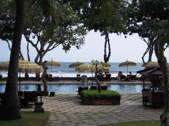 The Oberoi Bali: la plage