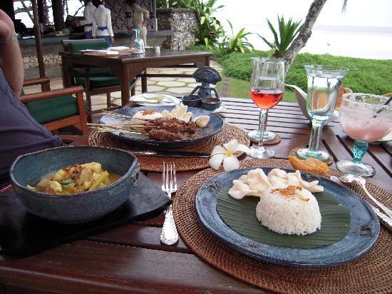The Oberoi Bali: le restaurant