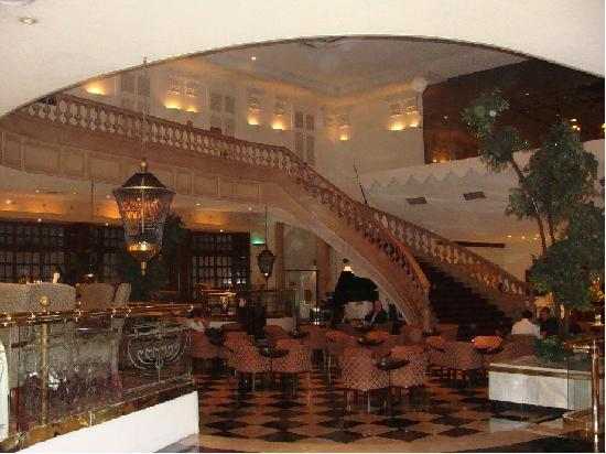 Gamma de Fiesta Americana Monterrey Gran Hotel Ancira: Exceptional Lobby Bar