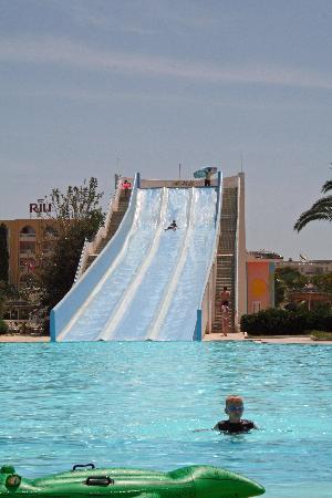 Soviva Resort: Awsome slide