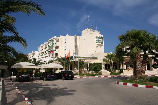 Soviva Resort: The hotel
