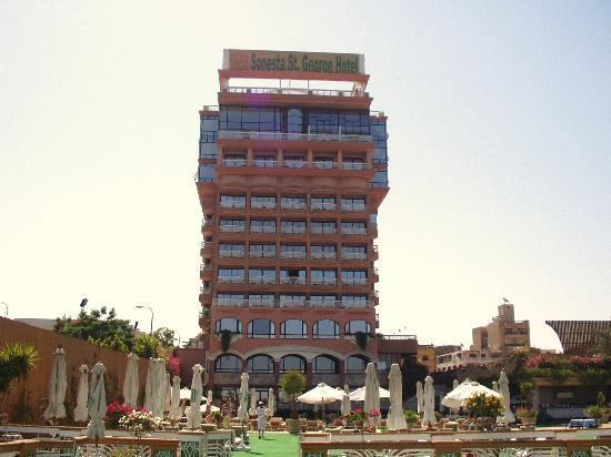 Sonesta St. George Hotel Luxor: alterations nearly finished