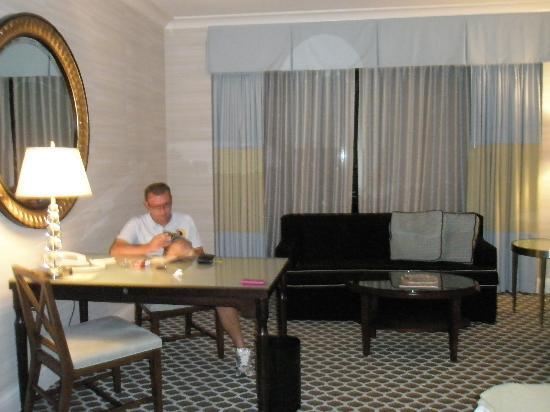 โรงแรมซีซาร์ พาเลส: Palace Tower Suite 2