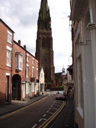 cheadle town centre
