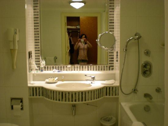โรงแรมคิงส์เวย์ ฮอลล์: toilet