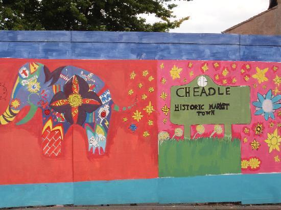 Stoke-on-Trent, UK: cheadle