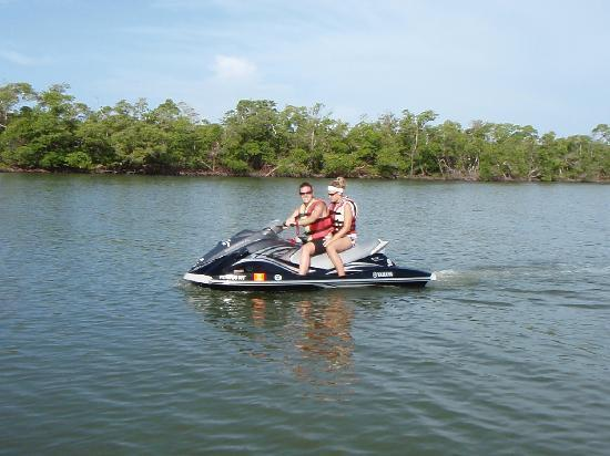 Capt. Ron's Awesome Everglades Adventures: Beginning of trip