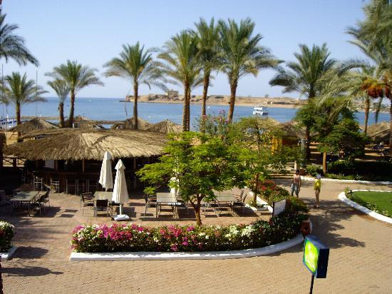Iberotel Palace: sea & garden view