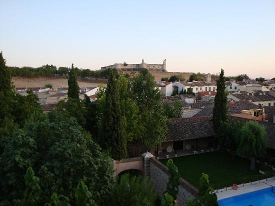 Parador de Chinchon: View from my room