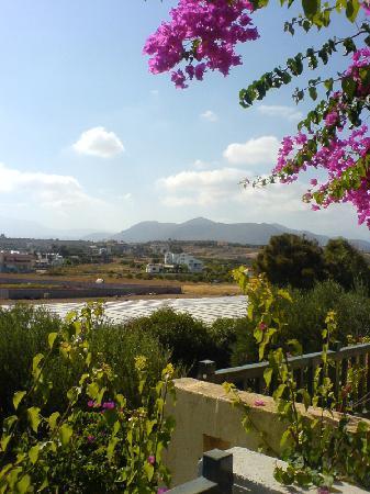 Zorbas Village and Aqua Park: Chambre avec vue