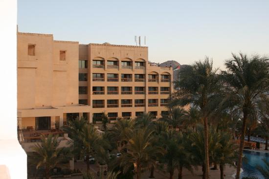 InterContinental Aqaba Resort: The view !