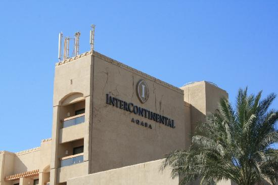 InterContinental Aqaba Resort: Outside