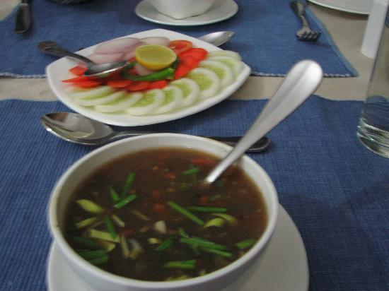 Camp Noel: Hot soup and Great food!!!!!!!!!!!!!!