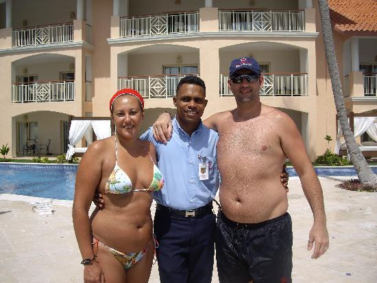 Majestic Elegance Punta Cana: Como un hermano para nosotros.