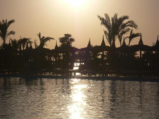 Albatros Palace Resort: Sunrise