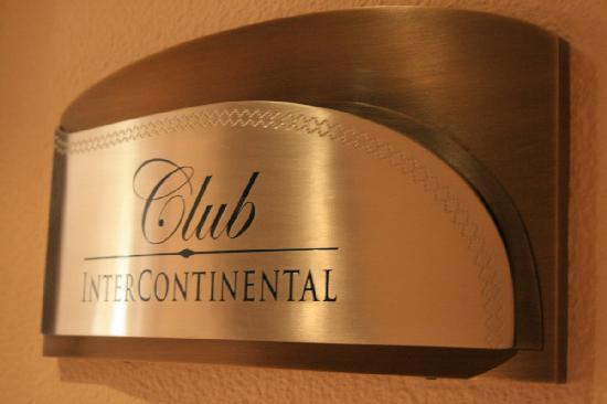InterContinental Aqaba Resort: Club ic