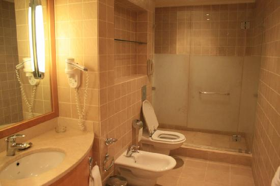 InterContinental Aqaba Resort: Bathroom
