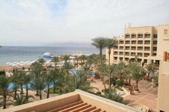 InterContinental Aqaba Resort: View of the room