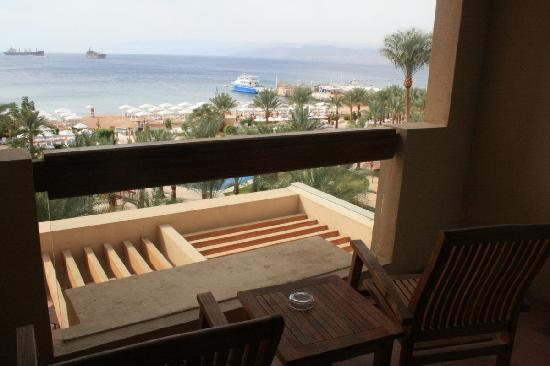 InterContinental Aqaba Resort: Terace