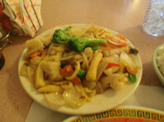 Taste of Saigon: Chicken Noodles