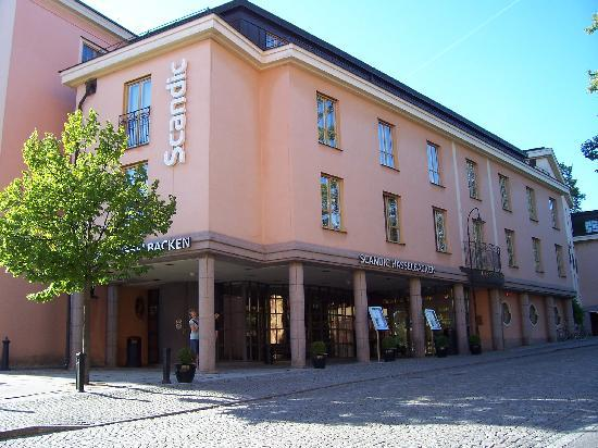 Scandic Hasselbacken: Hotel