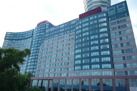 แมร์ริออทท์ ไนแองการ่าฟอลส์วิว โฮเต็ล & สปา: The Hotel