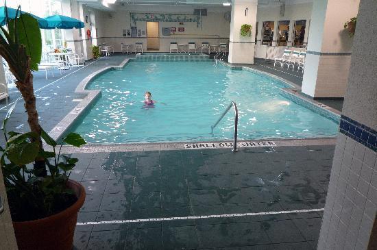 แมร์ริออทท์ ไนแองการ่าฟอลส์วิว โฮเต็ล & สปา: The pool