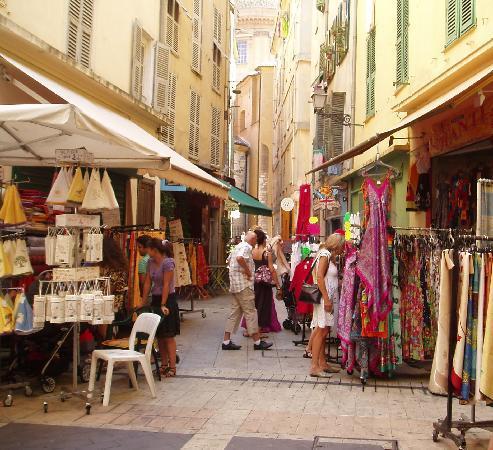 นีซ, ฝรั่งเศส: Old Town