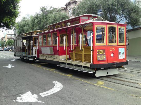 โรงแรมแฮนด์เลย์ ยูเนี่ยนสแควร์: La cable car que du plaisir