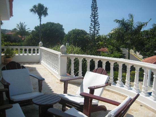 The Crown Villas at Lifestyle Holidays Vacation Resort: 2 floow of villa