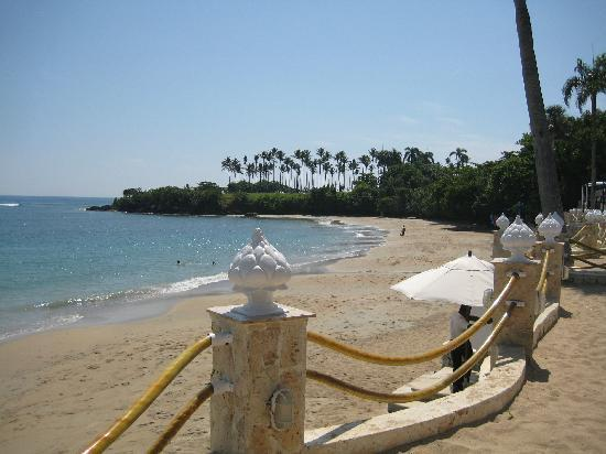 The Crown Villas at Lifestyle Holidays Vacation Resort: view from vip beach