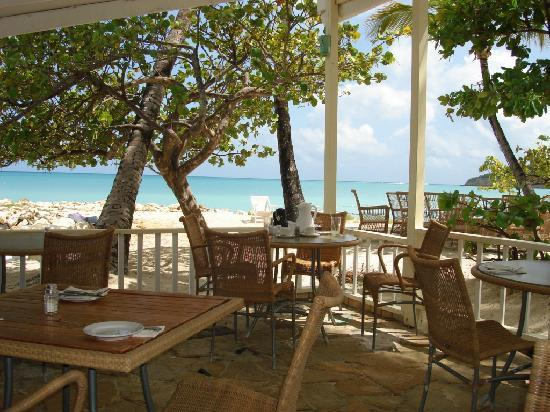 Siboney Beach Club: Breakfast view.