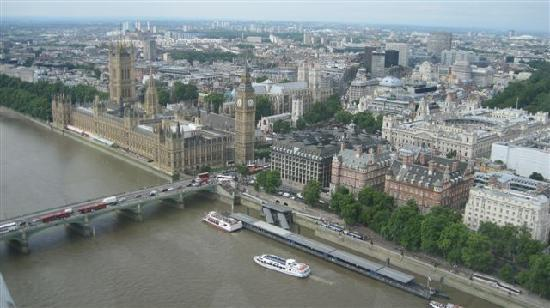 The Stafford London: View from London Eye