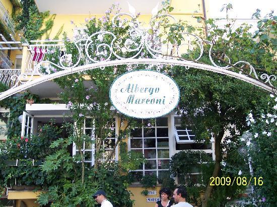 Hotel Marconi: Ingrasso