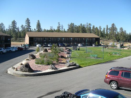 Bryce View Lodge: esterno