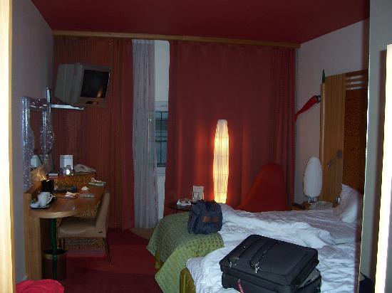 Radisson Blu SkyCity Hotel, Arlanda Airport: Room