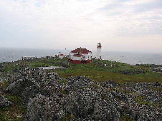 Quirpon Lighthouse Inn: Quirpon Island Lighthouse and Inn