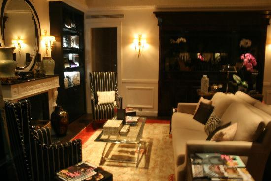 Hotel Keppler: Lobby