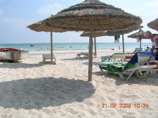 Djerba Holiday Beach: Plage