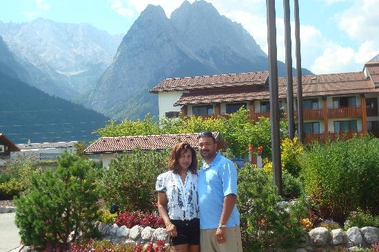Edelweiss Lodge and Resort: Beautiful views